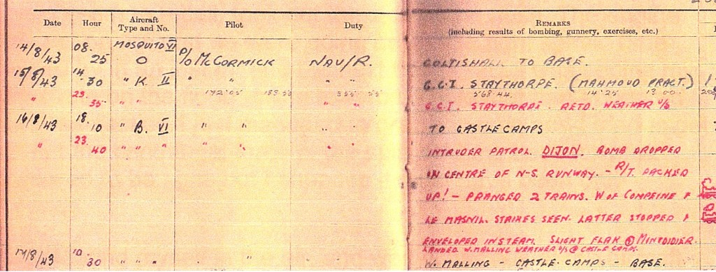 log_book_extract_1943
